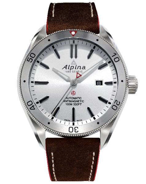 Alpina Alpiner Automatic 4 (ref. AL-525SS5AQ6)